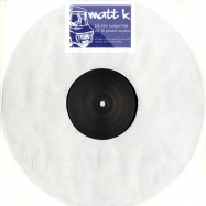 Front View : Matt K - MEIN KUMPEL FRED - Schwarze Scheibe / Sch-Sch01