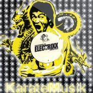 Front View : Electrixx - CONTROL FREAK - Karate Musik / km036