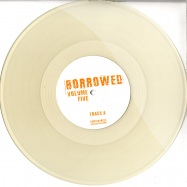 Front View : Unknown - BORROWED VOL.5 (coloured 10inch) - Borrow05