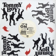 Front View : Naughty By Nature - ITS ON / HIP HOP HOORAY RMX - Tommy Boy / TB569