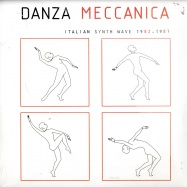 DANZA MECCANICA - ITALIAN SYNTH WAVE (CD)