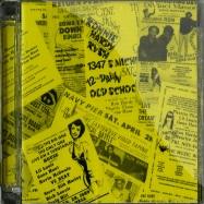 Front View : Gene Hunt presents - CHICAGO DANCE TRACKS (CD) - Rush Hour / RH115CD