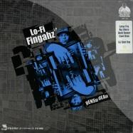 LO-FI FINGAHZ (2X12 LP, BLUE / WHITE VINYL)