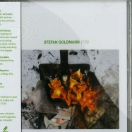 Front View : Stefan Goldmann - 17:50 (CD) - Macro Recordings / MACROM30CD