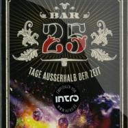 Front View : Various Artists - BAR 25 - TAGE AUSSERHALB DER ZEIT (DVD) - Bar 25 Music / Bar25DVD / 28409759