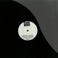 Front View : Mental Model - RATIONAL EMOTIVE MACHINE EP (VINYL ONLY) - Mental Trax / MNTLNO.201