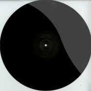Front View : Zefzeed - RONSON EP (VINYL ONLY) - All Inn Black / AIBLACK0156
