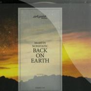 BACK ON EARTH (CD)