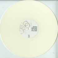 Front View : Solee & Boss Axis Feat. Yoachim - STILL HERE (WHITE COLOUR VINYL) - Parquet / PARQUET100