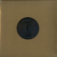Front View : Echo Inspectors & Insect o. - BOURNE DUB (VINYL ONLY / CLEAR 10INCH ) - Primary colours / PCRSV001