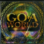 GOA WORLD 2016.1  (2XCD)