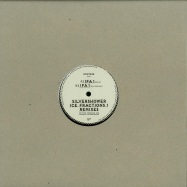 Front View : Silvershower - ICE FRACTIONS 1 REMIXES - Montage / MONTAGE003