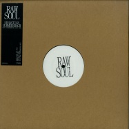 Front View : Sebastian Gummersbach - STAY UNDERGROUND STAY RAW EP (VINYL ONLY) - Raw Soul / RAWSOUL001