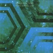 Front View : Brain Machine - PEAKS REMIXES ONE - Emotional Response / ERS 030/1