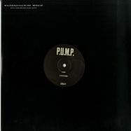 Front View : P.U.M.P. - DENIAL EP - Deep & Roll  / DEEPR003