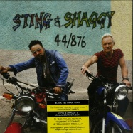 Front View : Sting & Shaggy - 44/876 (180G LP) - Universal / 6749089