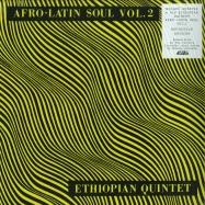 Front View : Mulatu Astatke - AFRO LATIN SOUL VOL. 2 (LP) - Strut / STRUT157LP