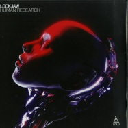 Front View : Lockjaw - HUMAN RESEARCH LP SAMPLER - Locked Concept / LCKDLP001S