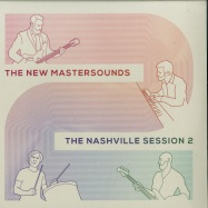 Front View : The New Mastersounds - THE NASHVILLE SESSION 2 (LP) - One Note Records / ONRLP023