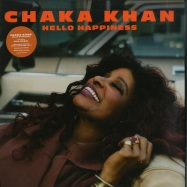 Front View : Chaka Khan - HELLO HAPPINESS (CORAL 180G LP + MP3) - Island / 7738531