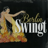 Front View : Various Artists - BERLIN SWINGT - ZYX Music / ZYX 55783-1