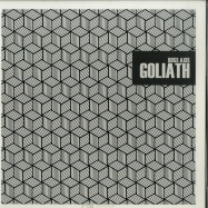 Front View : Boss Axis - GOLIATH EP - Black Fox Music / BFM029