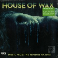 Front View : Various Artists - HOUSE OF WAX O.S.T. (LTD CLEAR 2LP) - Maverick / 9362490455