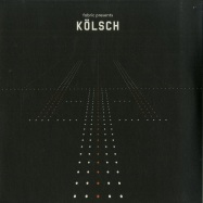 Front View : Koelsch - FABRIC PRESENTS: KOELSCH (2LP + MP3) - Fabric / Fabric202LP