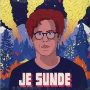 Front View : Je Sunde - JE SUNDE (LP+CD) - Because Music / BEC5543994