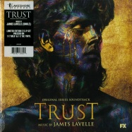 Front View : James Lavelle - TRUST (LTD GOLD & OIL 2LP) - Lakeshore Records / 39146861