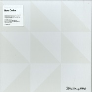 Front View : New Order + Liam Gillick - SO IT GOES (COLOURED 3LP BOX + MP3) - Mute / STUMM450