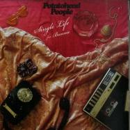 Front View : Potatohead People - SINGLE LIFE (7 INCH) - Bastard Jazz / BJ728