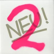 Front View : Neu! - NEU! 2 (WHITE VINYL GATEFOLD LP) - Groenland / LPGRONII
