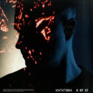 Front View : Monoloc - LEFT THE PLANET EP - KNTXT / KNTXT004
