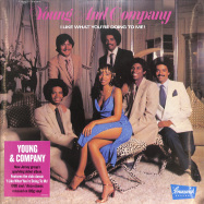Front View : Young & Company - I LIKE WHAT YOU ARE DOING TO ME! (180G LP) - Demon / DEMREC520