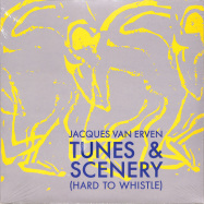 Front View : Jacques van Erven - TUNES SCENERY (HARD TO WHISTLE) - Futura Resistenza / RESLP001
