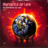 Front View : Elements of Life - ELEMENTS OF LIFE, PART 1 (2LP) - Vega Records / VR192