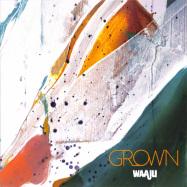 Front View : Waaju - GROWN (LP) - Olindo / ORLP005