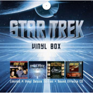 Front View : Star Trek - STAR TREK VINYL BOX (5LP) - Zyx Music / ZYX BOX 062