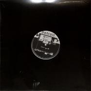 Front View : Robert Hood - NOTHING STOPS DETROIT - Rekids / REKIDS165