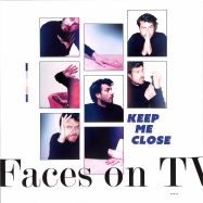 Front View : Faces On TV - KEEP ME CLOSE (LTD WHITE EP) - Unday / UNDAY123EP