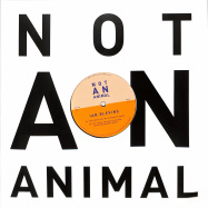 Front View : Ian Blevins - LOBSTER WHO IS CRIMINALLY INSANE - Not An Animal Records / NAAR017