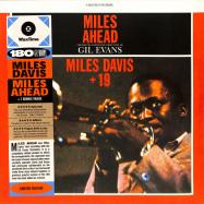 Front View : Miles Davis - MILES AHEAD+1 BONUS TRACKS (180G LP) (AU) - Waxtime / 012772283