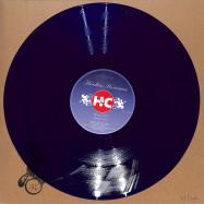 Front View : Phonopsia - HEADLESS HORSEMAN (BLUE VINYL) - Horse Category / HC 002