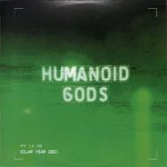 Front View : Humanoid Gods - HUMANOID GODS 2 EP - Humanoid Gods / HGD02