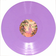Front View : TSHA - OnlyL (Purple 12 inch) - Ninja Tune / ZEN12579
