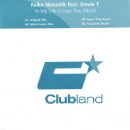 Front View : Falko Nistolik - IN MY LIFE (I LOVE YOU MORE) - Clubland / clr120
