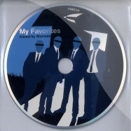 MY FAVORITES (MIX CD)