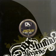 Front View : Dope Ammo / Tone Def / Tremor - ALL I WANTED / ROLLIN - Dope Ammo Records / da024p