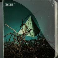 Front View : Goldie - FABRIC LIVE 58 (CD) - Fabric / Fabric116